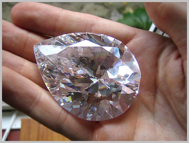 самый большой бриллиант